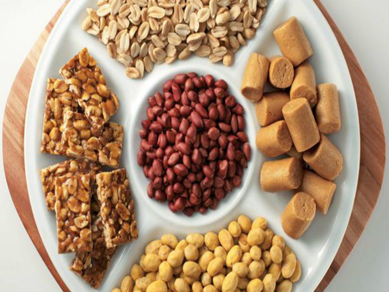 Quatro benefícios do amendoim para a saúde