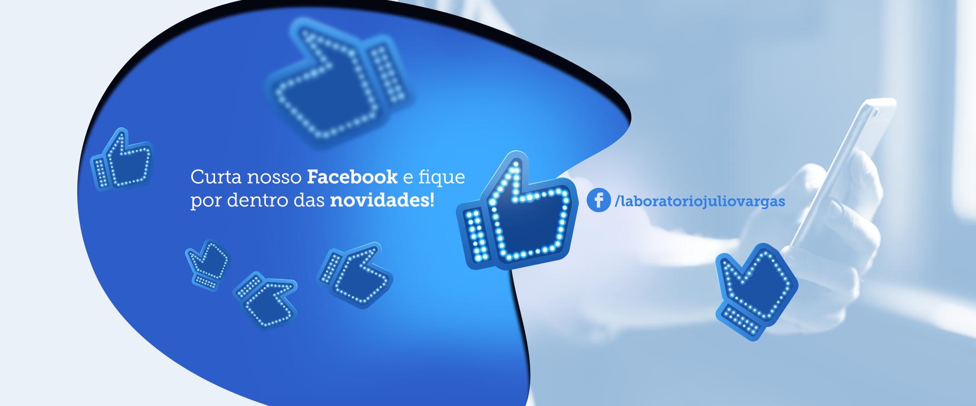 Banner site redes sociais