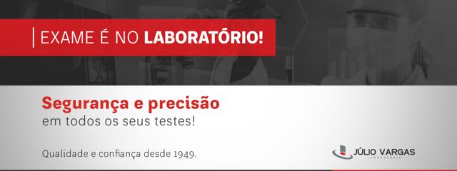 Exame é no laboratório: segurança e precisão em todos os seus testes